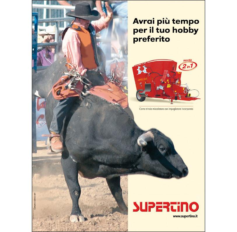 Cavallino Service Agenzia Pubblicità Marketing - Supertino