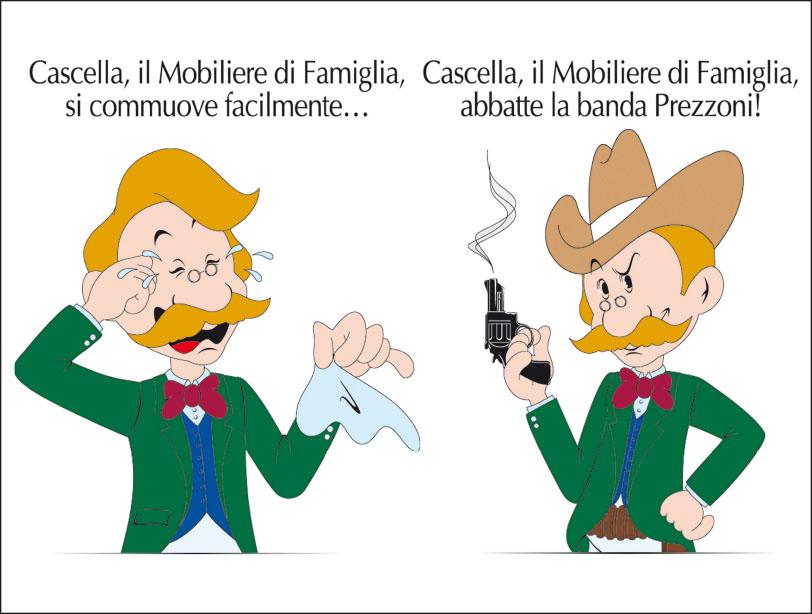 Cavallino Service Agenzia Pubblicità Marketing - Cascella