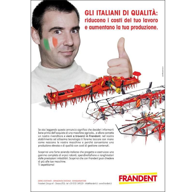Cavallino Service Agenzia Pubblicità Marketing - Frandent