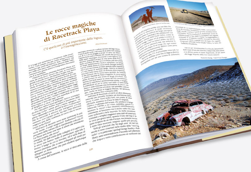 Cavallino Service Book Editore - Death Valley