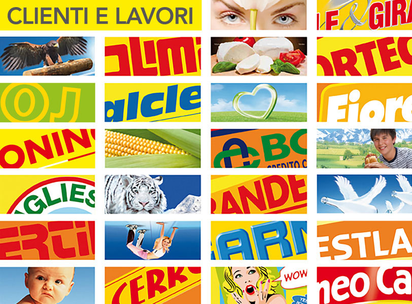 Cavallino Service Agenzia Pubblicità Marketing - Clienti e lavori