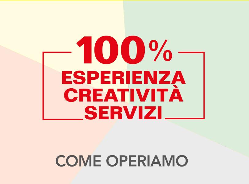 Cavallino Service Agenzia Pubblicità Marketing - Come operiamo